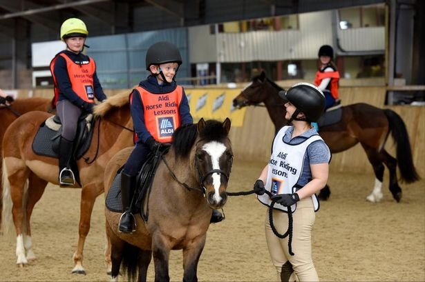 Cheap Horse Riding Lessons Are Being Offered By Aldi