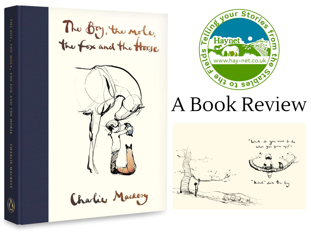 The Boy The Mole The Fox And The Horse A Review Haynet